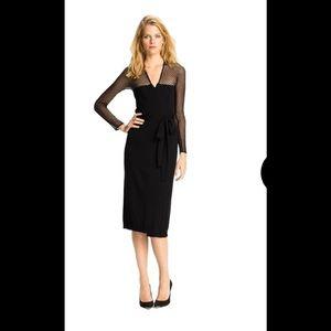 Diane von Furstenberg Zelda Bis Cocktail Dress